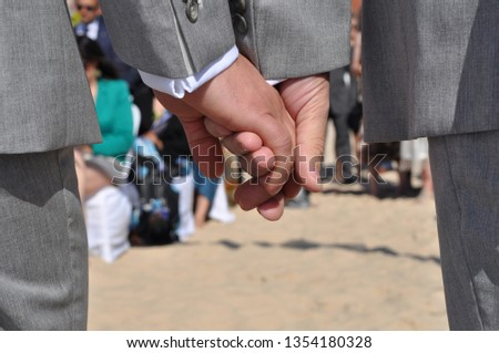 Wedding for a gay marriage  #1354180328