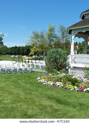 Wedding Gazebo 2