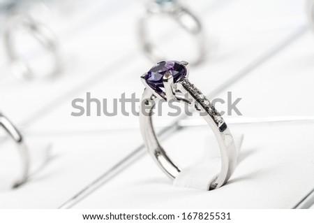Wedding gift ring