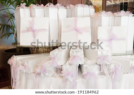 wedding gifts for guest