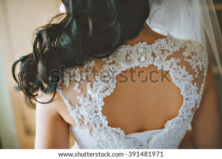Tieup images for Wedding dress display at home