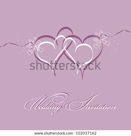 Wedding Invitation With Photo is luxury invitations design