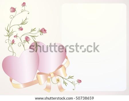 wedding invitations background. Wedding Invitation Background