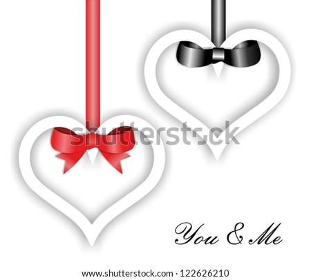 wedding invitation card  bride