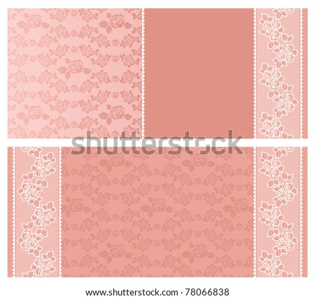 stock photo Wedding invitation template Bitmap copy my vector ID