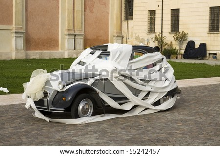 Can Wrapped A Car In Toilet Paper