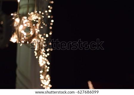 Wedding Lights #627686099