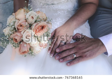 Wedding Moments and Details #767368165
