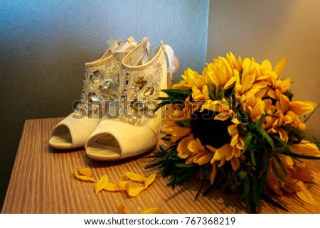 Wedding Moments and Details #767368219