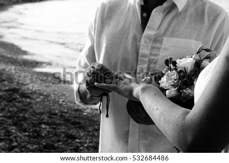 Wedding moments from Greece #532684486