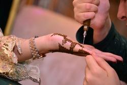 Wedding Moroccan Henna