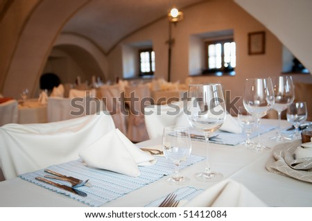 stock photo wedding reception table setting reception setting wedding