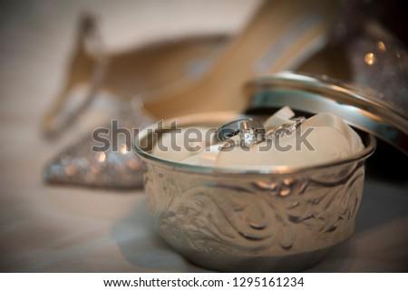 wedding rings, jewelry #1295161234