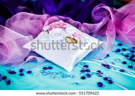 Wedding rings | Obr?czki Zdjęcia stock ©