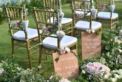 Wedding Setup Venue