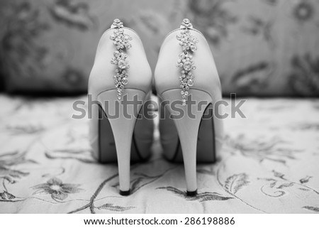 Wedding Shoes #286198886