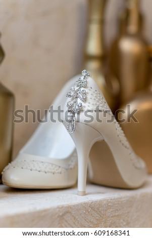 wedding shoes #609168341
