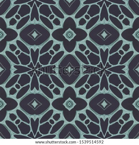 Wedding vintage lace seamless. Muslim wall Islamic geometry Sepia Colors Dressing element Antique Element Hand Painted Kaleidoscope Pattern Floral Elements Floral Elements