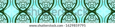 Wedding vintage tile seamless. Vintage Ceramic tile. Old Muslim wall Green Colors Dressing element Antique Element Hand Drawn. Kaleidoscope Art. Floral Elements Floral Design.