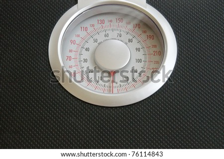 weigh scale