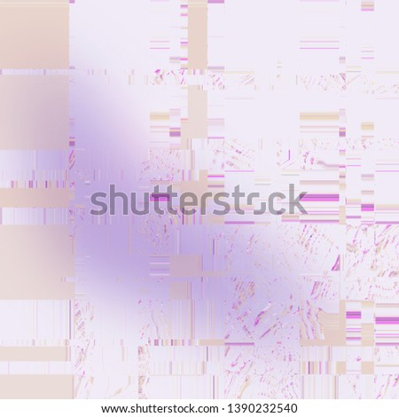 Weird texture pattern and abnormal background watercolor artwork.