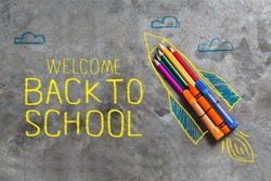 welcome backto school