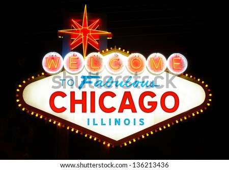 Welcome to Chicago, Illinois (USA)