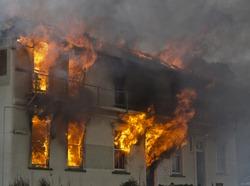 Well Fire Brigade Training controlled Burn