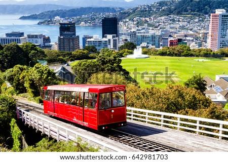 wellington cable car  new...