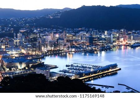 Wellington Central Business District #1175169148
