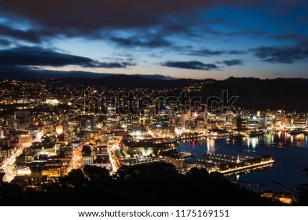 Wellington Central Business District #1175169151