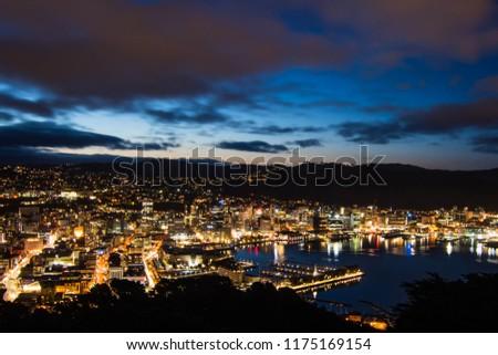 Wellington Central Business District #1175169154