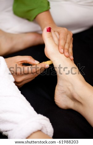 Wellness and Spa Stock foto ©