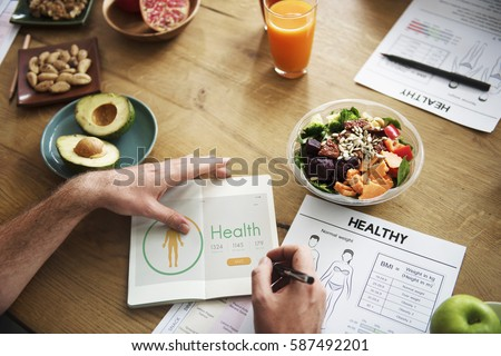 Wellness Wellbeing Health Monitoring Calories