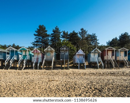 Wells Next to Sea Beach Huts