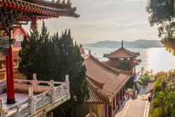 Wen Wu temple is both impressive and worth a visit