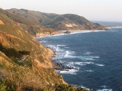 west coast view in Sanfrancisco