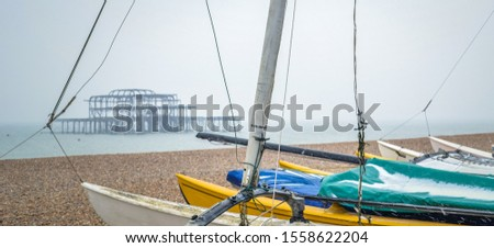 West Pier, Brighton: commonly known as Brighton Pier or the Palace Pier #1558622204