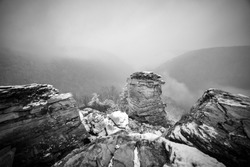 West Virginia Snow