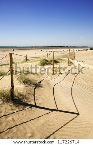 west wittering beach sussex england