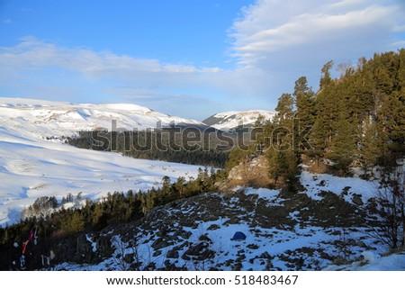 Western Caucasus #518483467