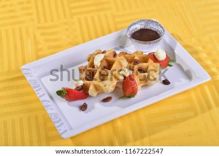 Western Dessert Dessert Dessert Bread #1167222547