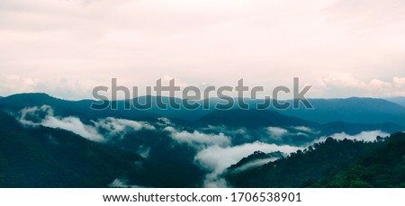 Western ghats in kerala natural beauty of mountain