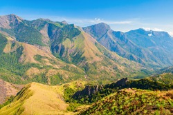 Western Ghats is a mountain range that traverse the states of Kerala, Tamil Nadu, Maharashtra and others in India