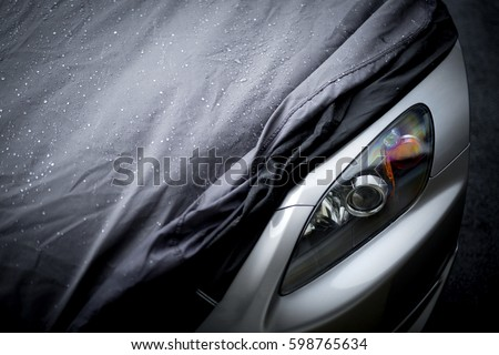 Wet car cover  #598765634