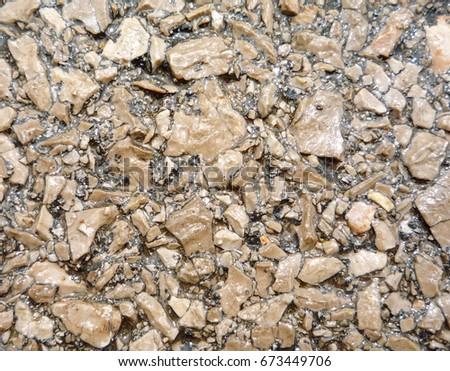 Wet stones #673449706