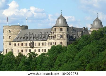 Wewelsburg Castle near Paderborn