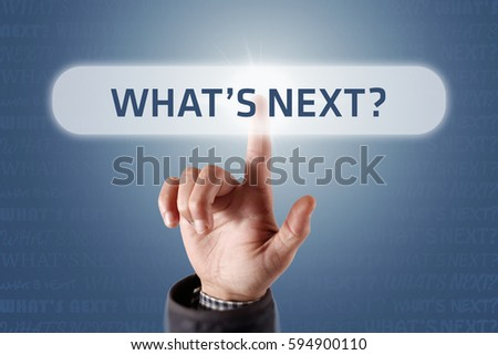 What's Next? - Touch Screen Concept