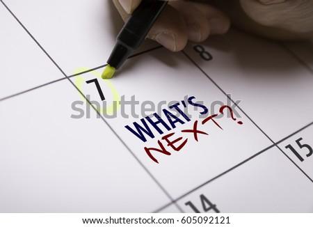 Whats Next? #605092121