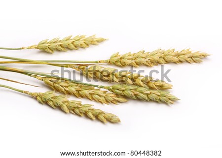 wheat stack